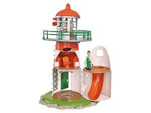 Simba Feuerwehrmann Sam Leuchtturm mit Figur
