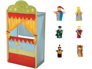 roba Kaspertheater mit Kasperfiguren