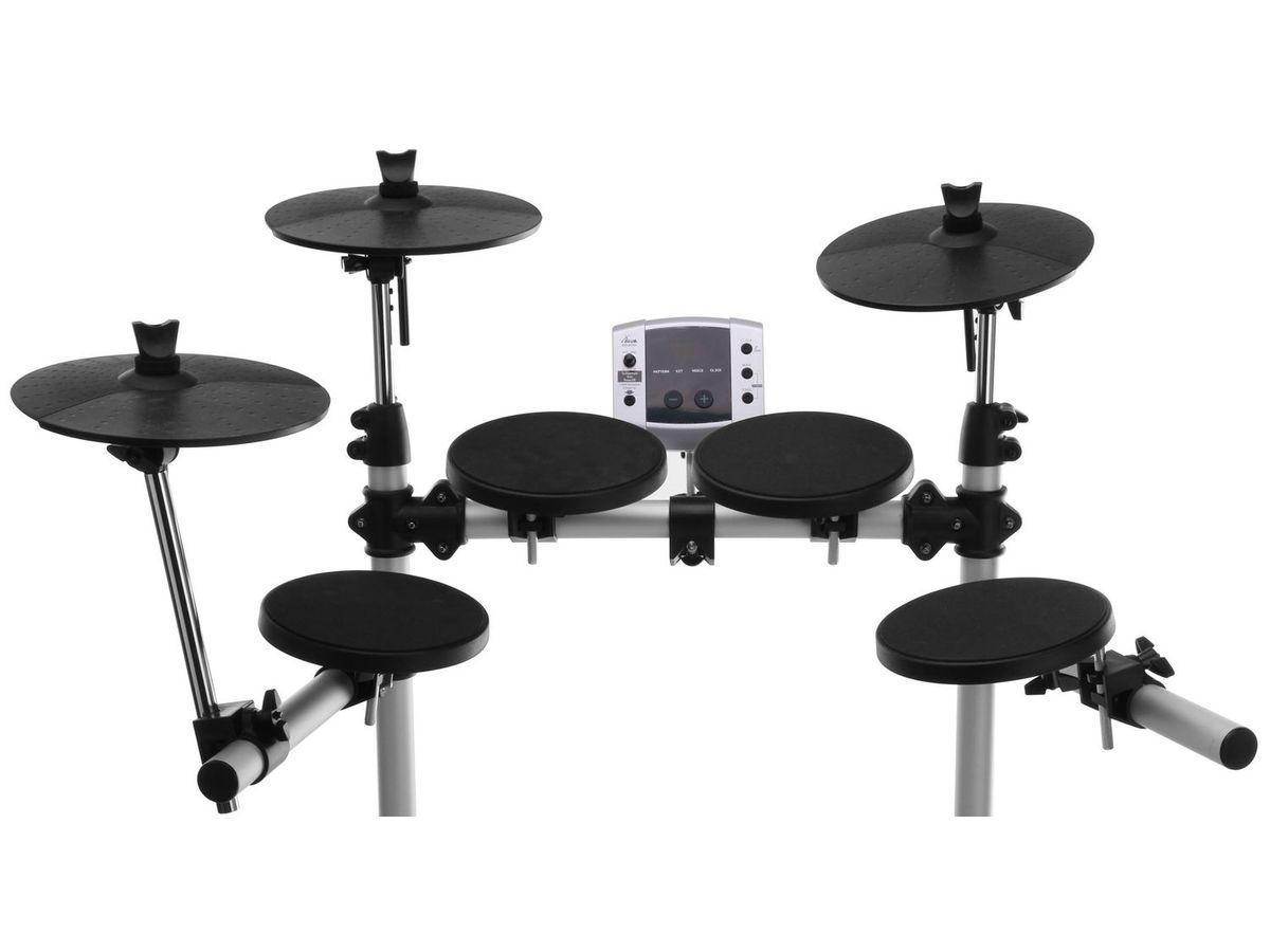 Bild 5 von XDrum DD-400 E-Drum Kit SET mit Kopfhörer, Hocker und Sticks