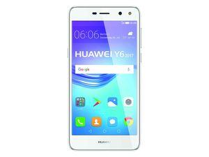 HUAWEI Smartphone Y6 (2017) Dual SIM 4G 2GB Weiß