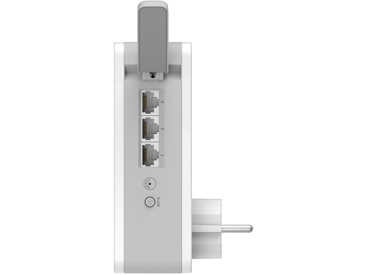 Bild 3 von D-Link COVR-P2502 Hybrid Whole Home Powerline WI-FI System
