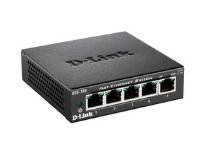 D-Link DES-105/E Fast Ethernet Switch