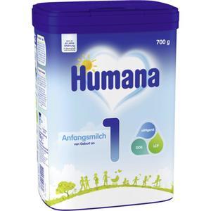 Humana Anfangsmilch 1 von Geburt an 18.56 EUR/1 kg