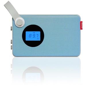 Blaupunkt RX 25 BL Retro Design Radio USB SD FM Blau Küchenradio Novelty