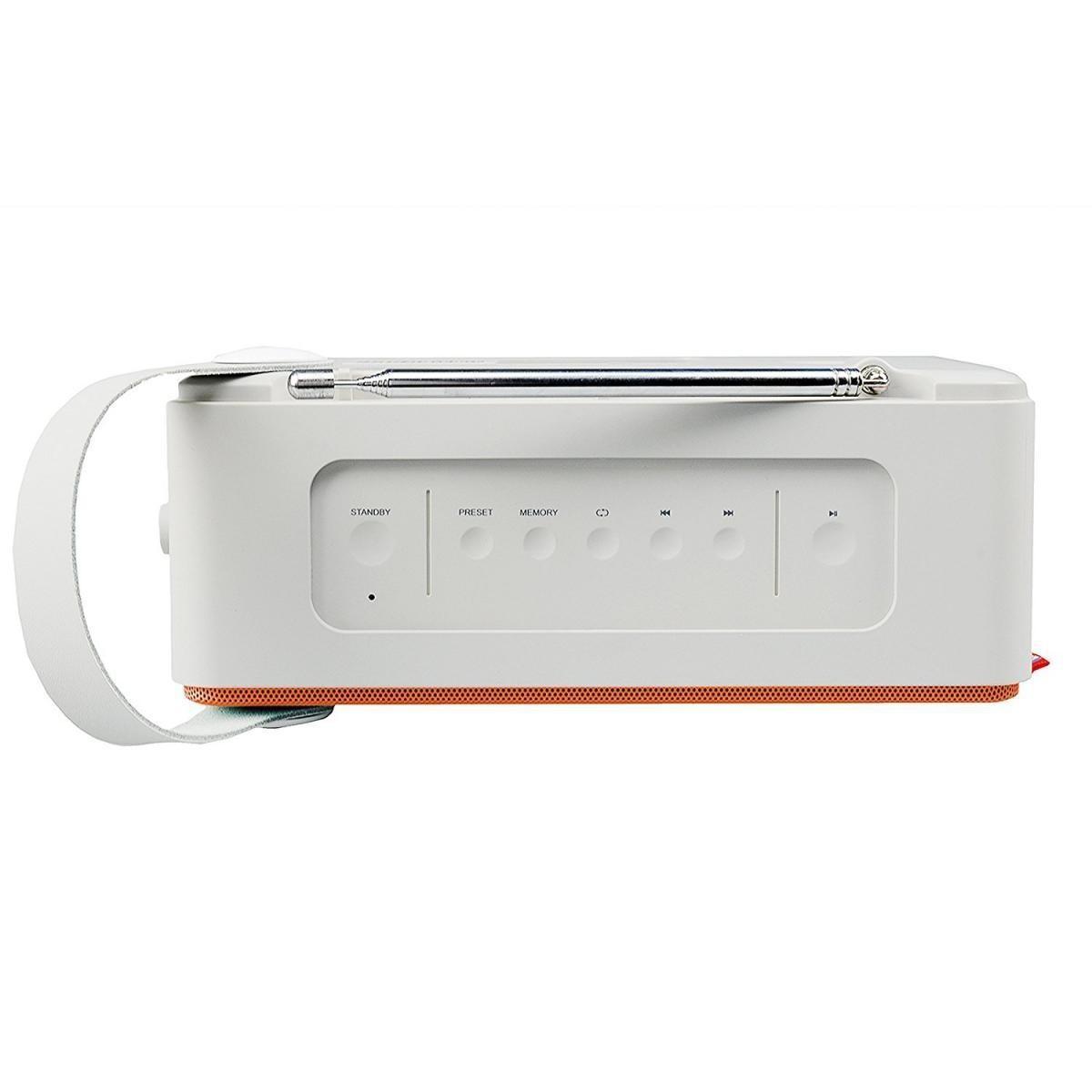 Bild 3 von Blaupunkt RX 25 OR Retro Design Radio USB SD FM Orange