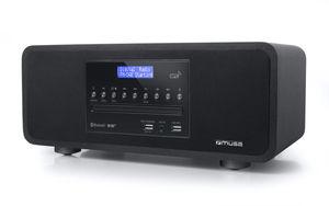 Muse DAB-Radio mit CD und Bluetooth, 60 Watt