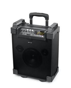 Muse Mobile PA-Anlage, 100 Watt