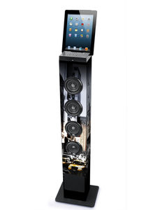 Muse Sound-Tower mit Bluetooth und USB