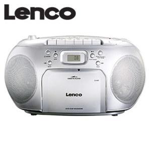 Stereo-CD-Radio SCD-410 • CD-Player, Kassettendeck • FM-Radio, Netz- und Batterie-Betrieb