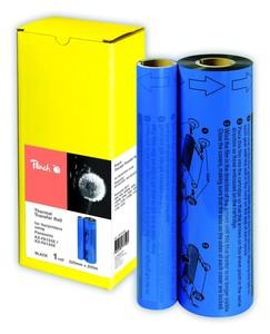 Peach Thermal Transfer Rolle kompatibel zu Panasonic KX-FA133X, KX-FA134X