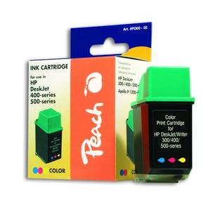 Peach Druckkopf color kompatibel zu Panasonic, Xerox, OKI, HP, Pitney Bowes, Apple No. 25, 51625A