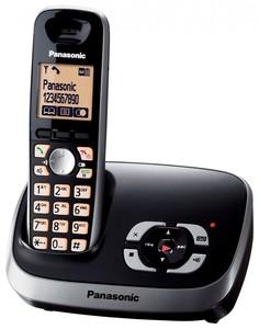 Panasonic - KX-TG 6521 GB AB schwarz
