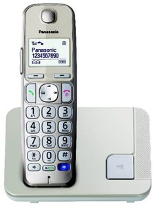 Panasonic Großtastentelefon KX-TGE210GN
