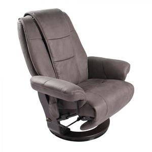 Alpha Techno Massagesessel 7157 grau