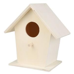 Deko-Vogelhäuschen Holz
