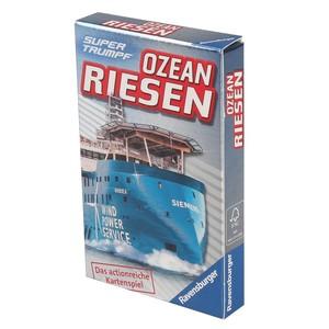Ravensburger Kartenspiel Supertrumpf, Ozeanriesen