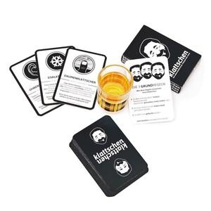 Partyspiel Klattschen, Denkriesen, 57 Karten