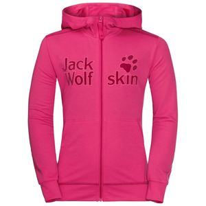Jack Wolfskin Fleecejacke Kinder Redland Jacket 176 violett