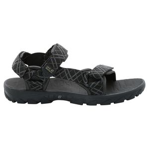Jack Wolfskin Männer Sandalen Wildwaters Sandal Men 45,5 grün