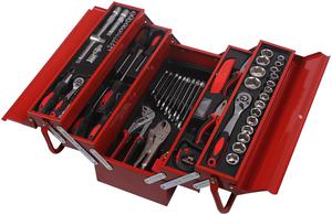 ATROX Werkzeugkasten, 88-tlg bestückt; AY0547