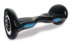 Denver DBO-10001 Hoverboard 10 Zoll, Farbe Schwarz, 0256789001001