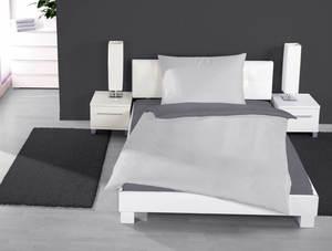 Bed-Box Starterset 6 teilig, Bettengarnitur incl. Matratze, Bettdecke und Kissen