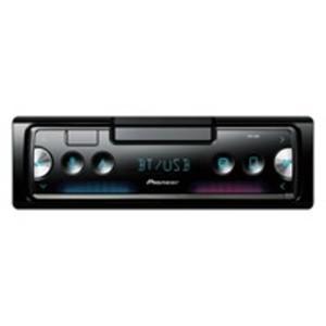 Pioneer SPH-10BT Autoradio mit Bluetooth, USB und Spotify, Smart Sync App für Verbindung mit iPhone- und Android-Geräten, 1-DIN