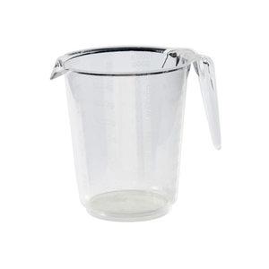 Messbecher aus Kunststoff 1 Liter