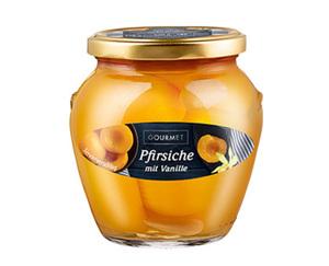 GOURMET Pfirsiche