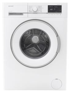Sharp Waschmaschine ES-GFB7145W A+++, Weiß