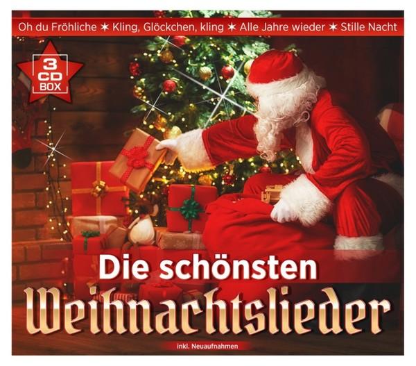 Die Schönsten Weihnachtslieder.Die Schönsten Weihnachtslieder Cd