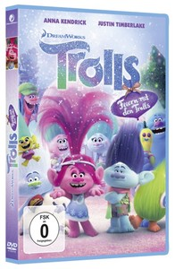 Trolls: Feiern Mit Den Trolls [DVD]