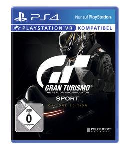 Gran Turismo Sport Standard Plus Edition - PS4