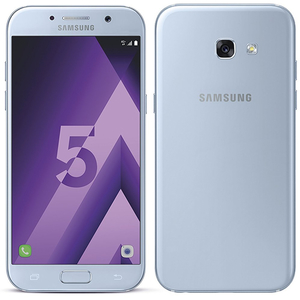 Samsung Galaxy A5 (2017) 32 GB Smartphone - 4G - 13,2 cm (5,2 Zoll) Super AMOLED 1080 x 1920 Full HD Touchscreen -  Android 6.0.1 Marshmallow - kein SIM-Lock
