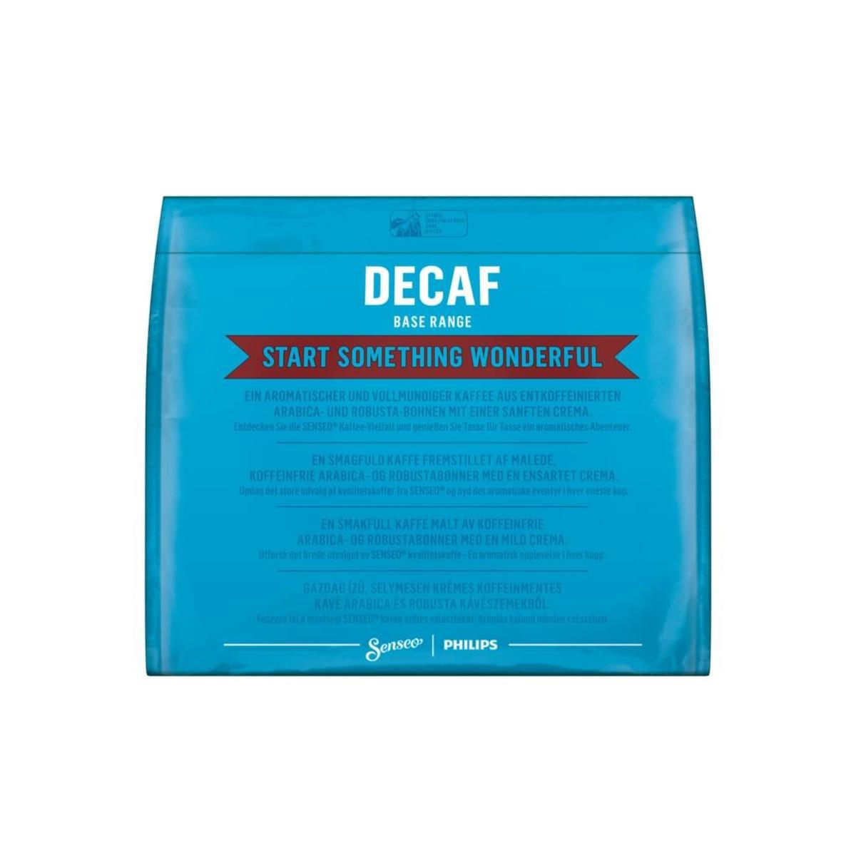 Bild 2 von Senseo Decaf entkoffeiniert | 16 Kaffeepads