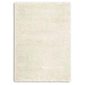 Teppich SHAGGY DE LUXE - creme - 80x150 cm