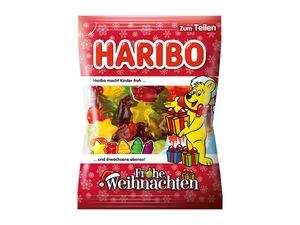 Haribo Frohe Weihnachten