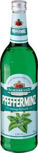 Nordbrand Nordhausen Pfefferminzlikör 18%, 0,7 Liter
