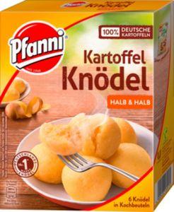 Kartoffelknödel halb & halb Pfanni 200 g