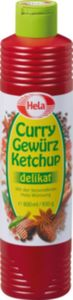 Hela Curry Gewürzketchup delikat 800 ml