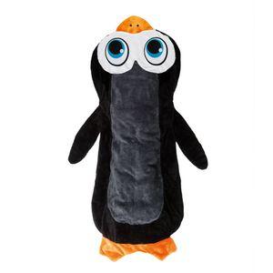EASYmaxx Kuscheldecke Pinguin mehrfarbig