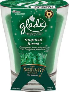 Glade Premium Kerze magical forest