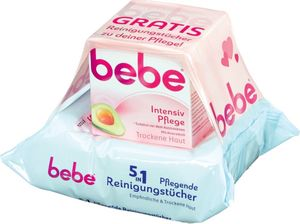bebe® Relaxing Tag-und Nachtpflege 50ml
