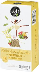 Cafèt Salbei Honig Tea 16er