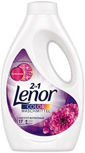Lenor 2 in 1 Color Waschmittel - 17 Waschladungen