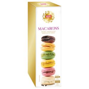 REWE Feine Welt Macarons 6 Stück 72g