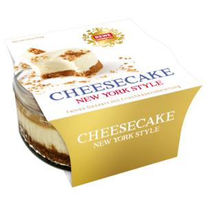 REWE Feine Welt New York Cheesecake 80g