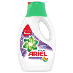 Ariel Colorwaschmittel 20WL, 1,1l