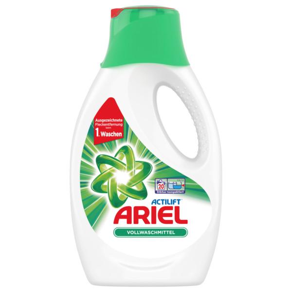 Ariel Vollwaschmittel 20WL, 1,1l