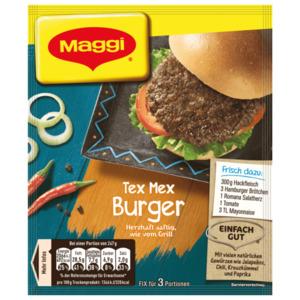 Maggi Idee TexMex Burger 26g